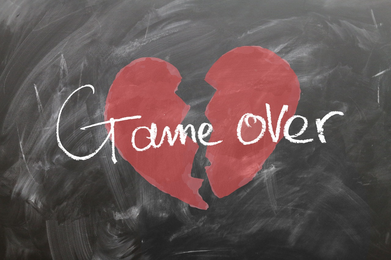 Pick Up Broken Heart Header Image