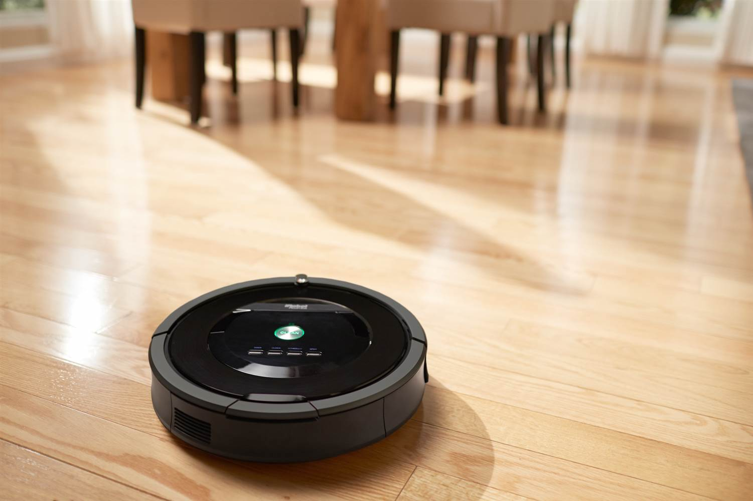 Roomba Clean Home Header Image