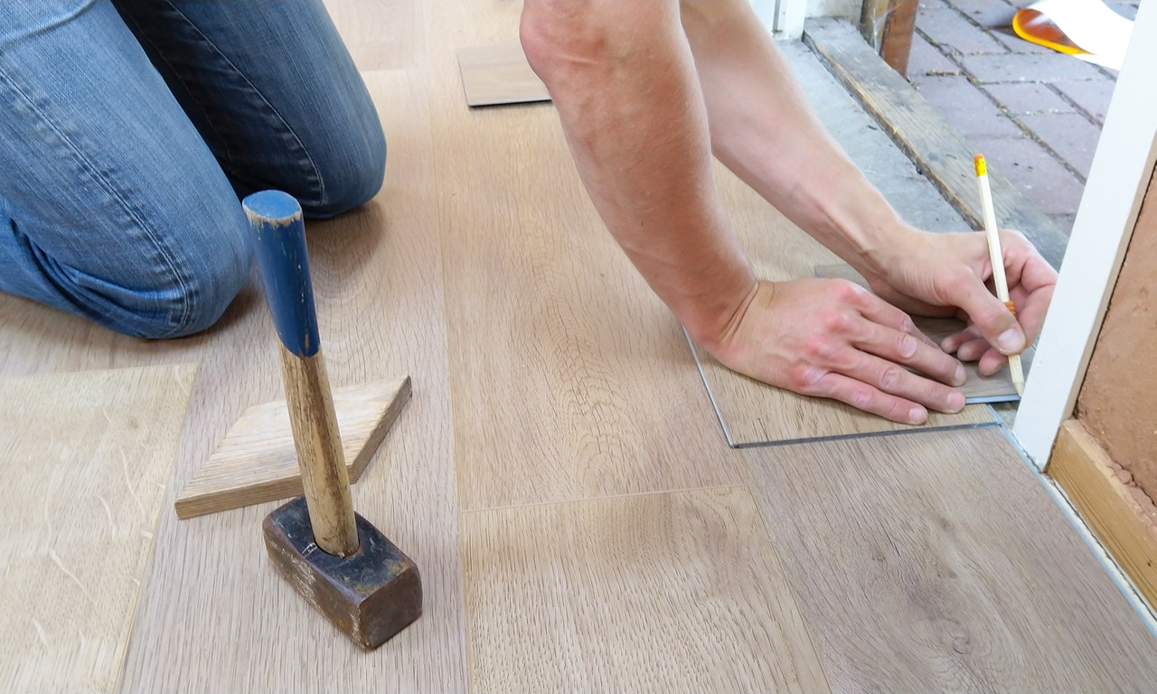 Flooring Contractor Richmond Header Image