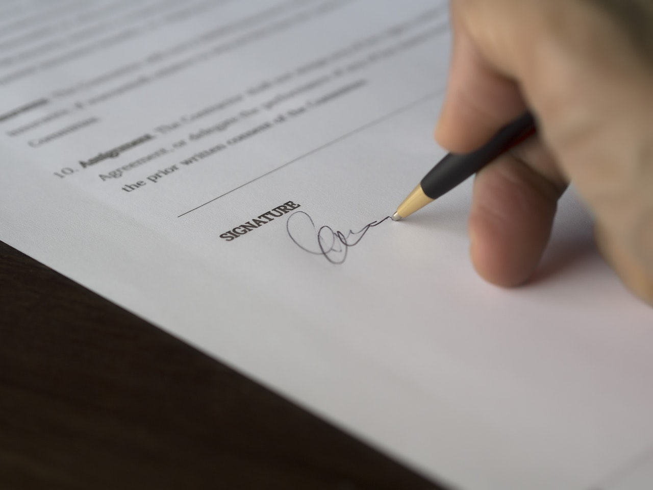 Factors Operating Agreements Header Image