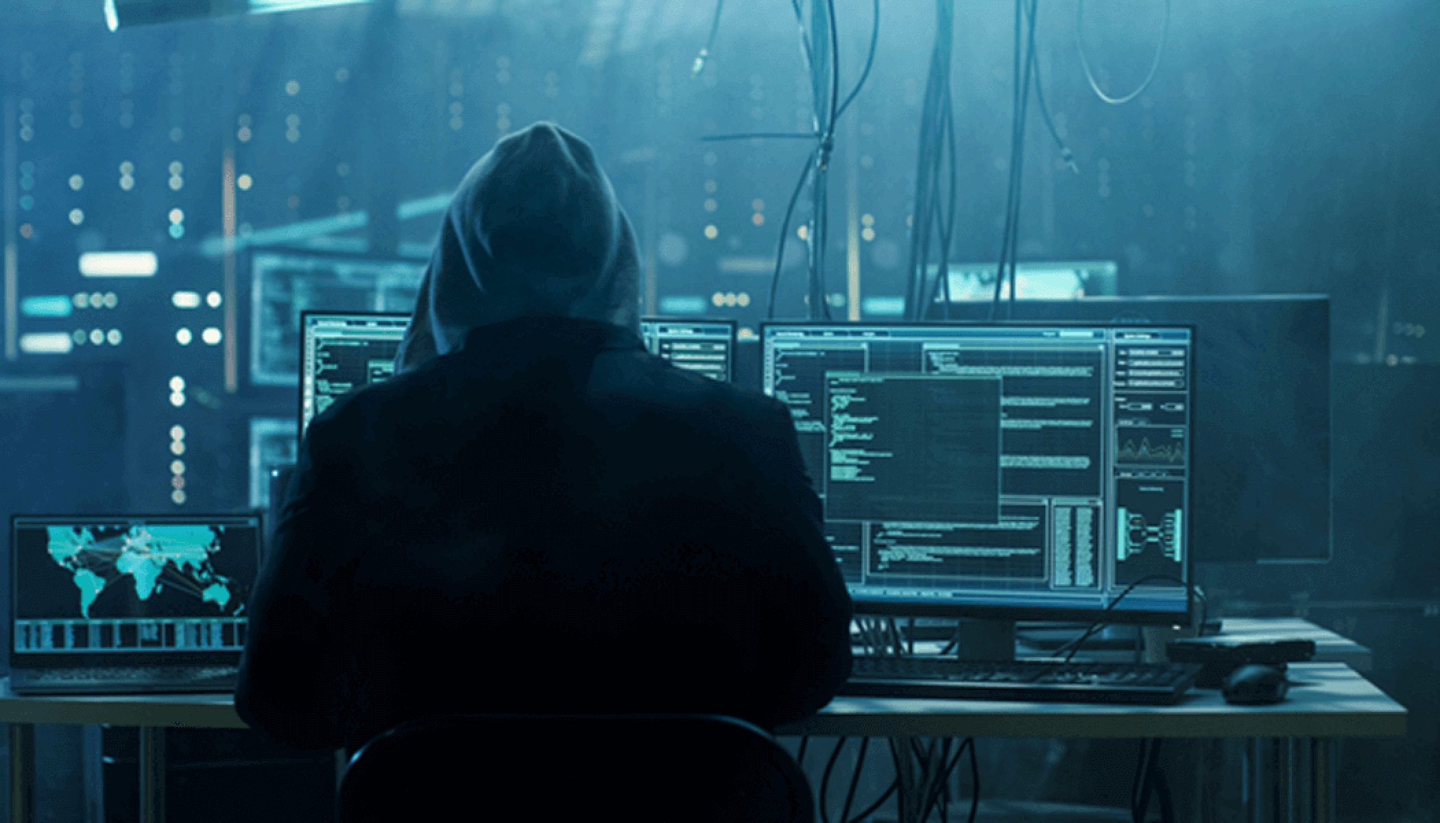 Four Types Cyber Attackers Header Image