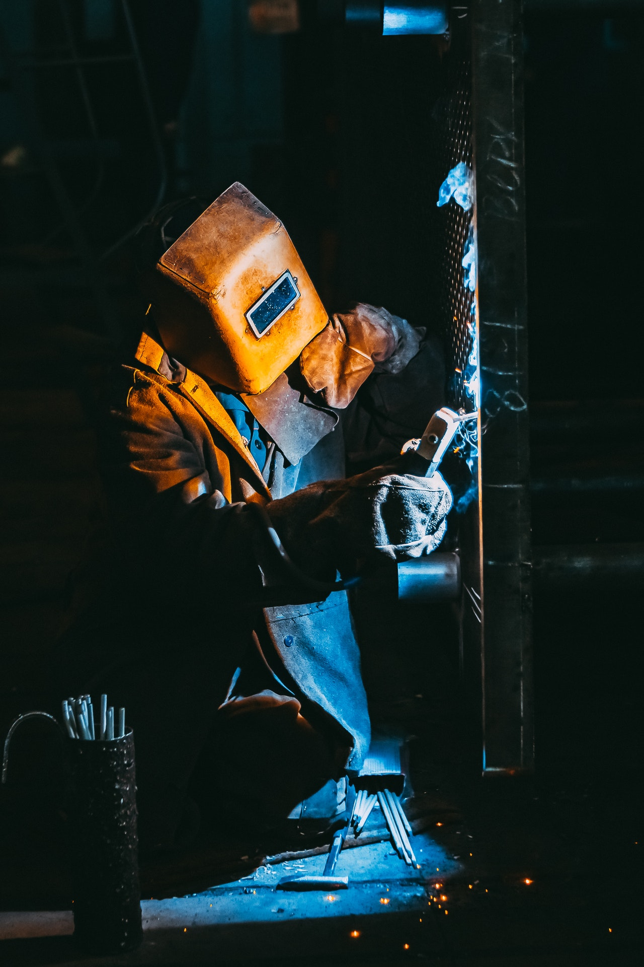 Safe Welding Home Article Image