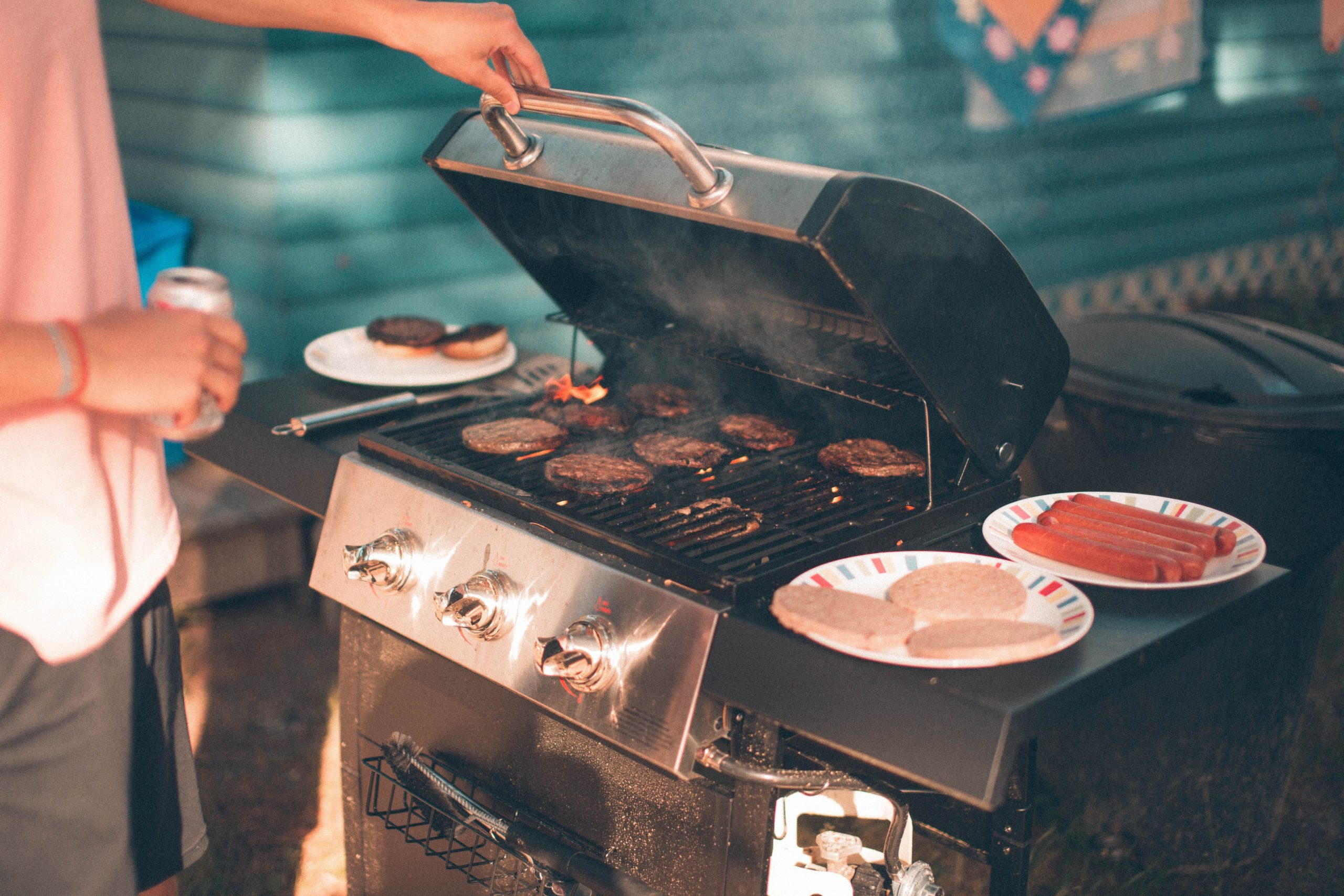 Other Ways To Cook Food Outside (Besides BBQ)