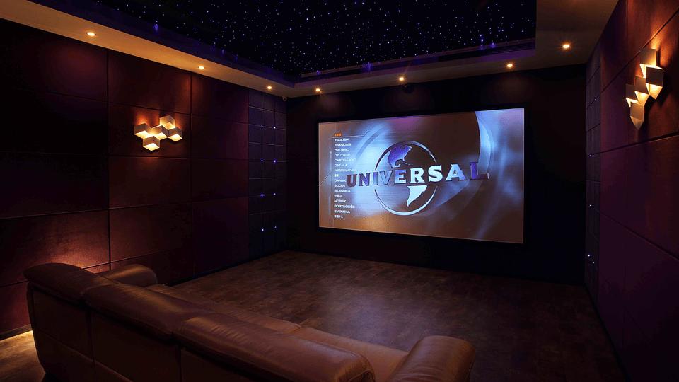 Home Entertainment Upgrades Header Image