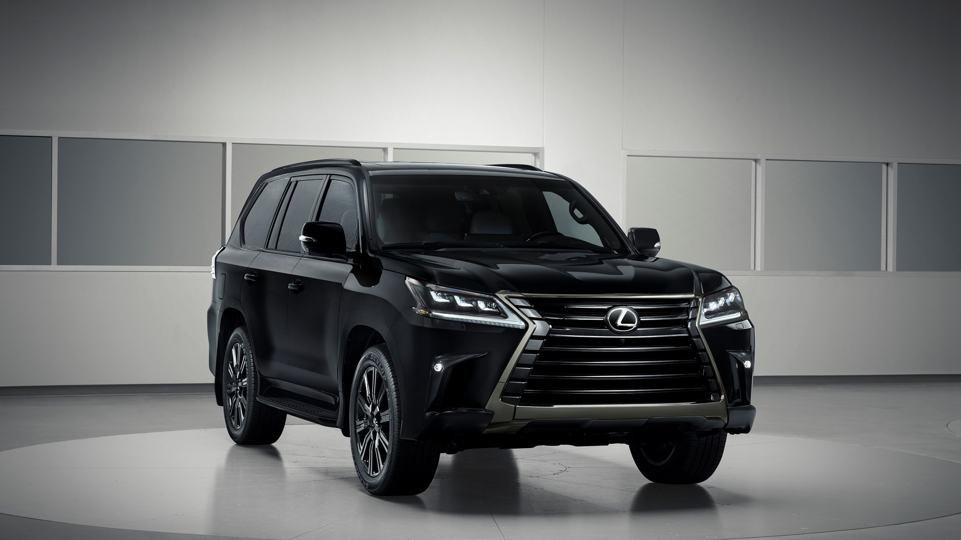 Lexus Vehicles 2020 Header Image