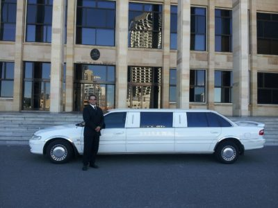 Limousine for business events Image1