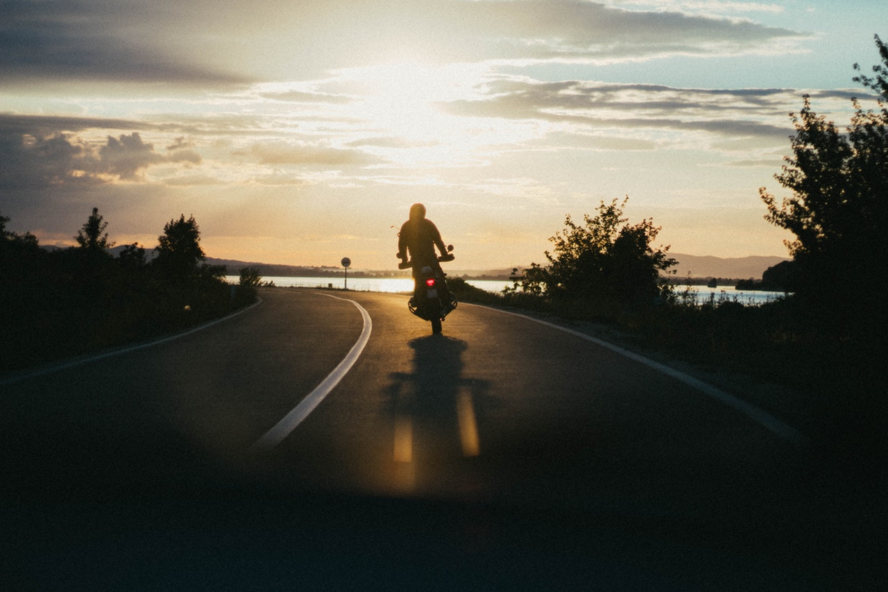 About Motorcycle Accidents Header Image