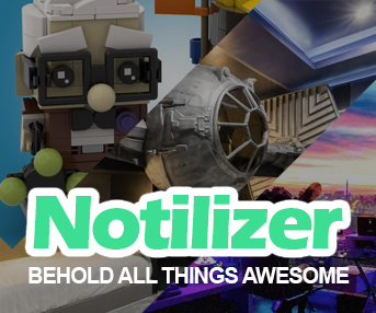 Notilizer - Behold All Things Awesome