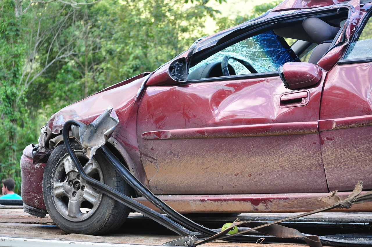 Car Accident Texas Header Image