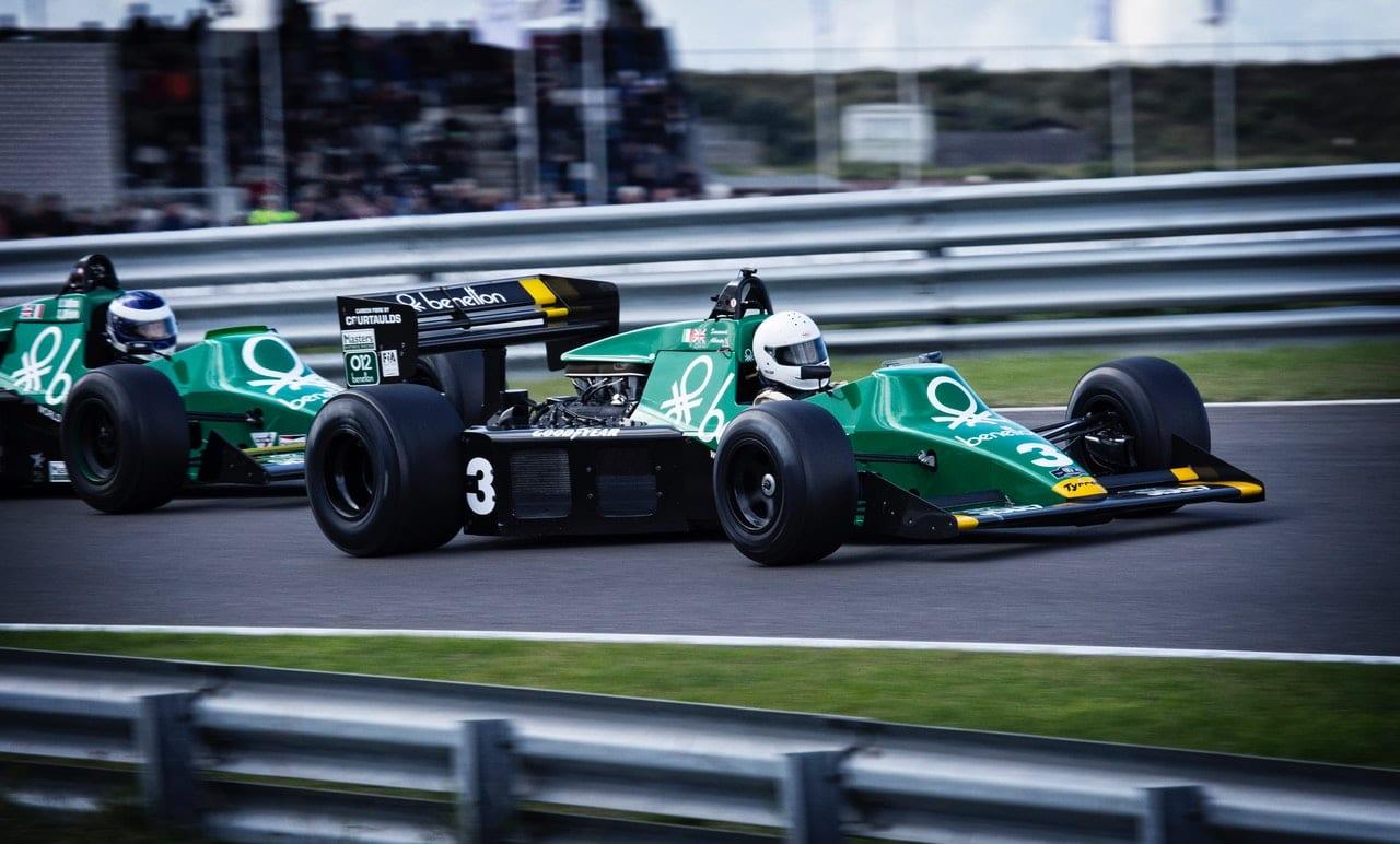 Experience Formula Cars Header Image