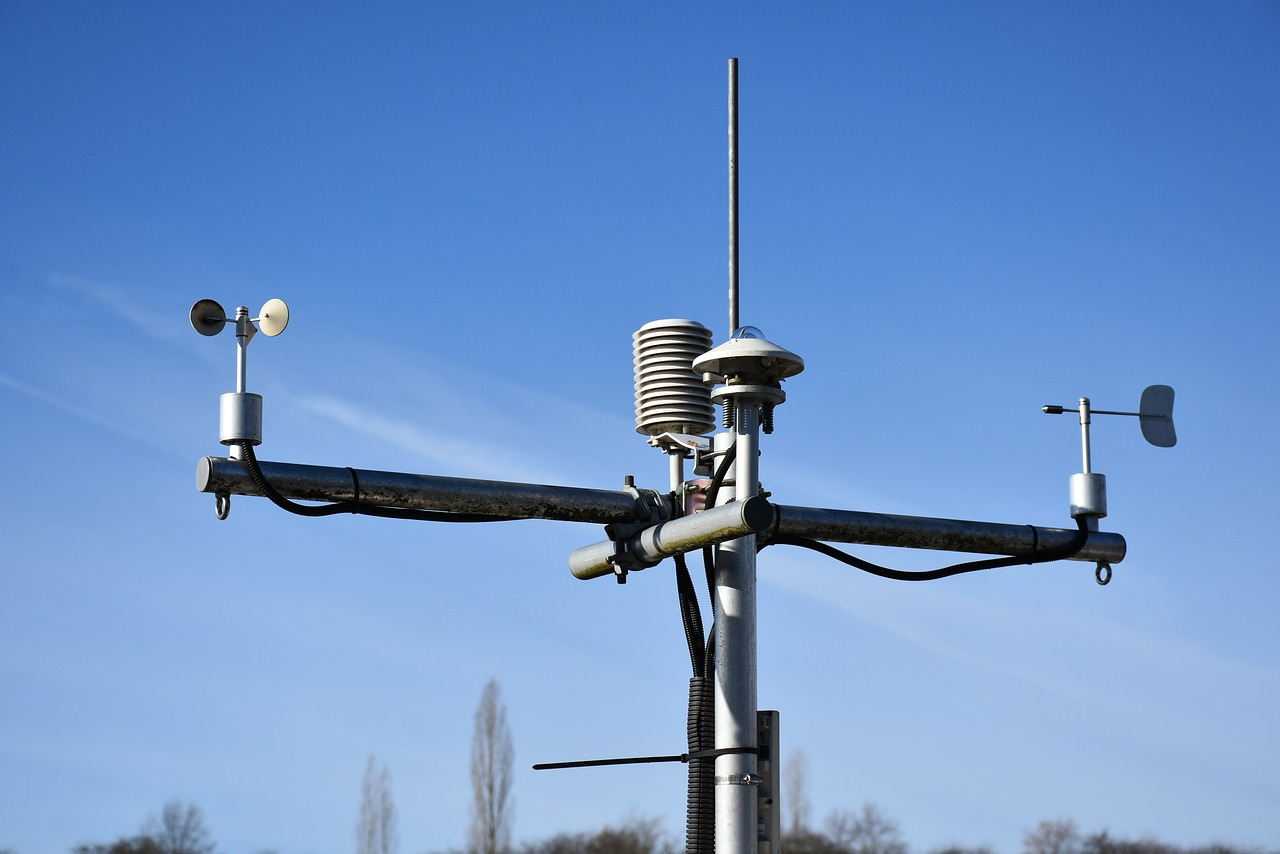 Weather Station Works Header Image