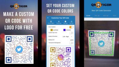 Qr Code Scanner Reader Smartphone Image3