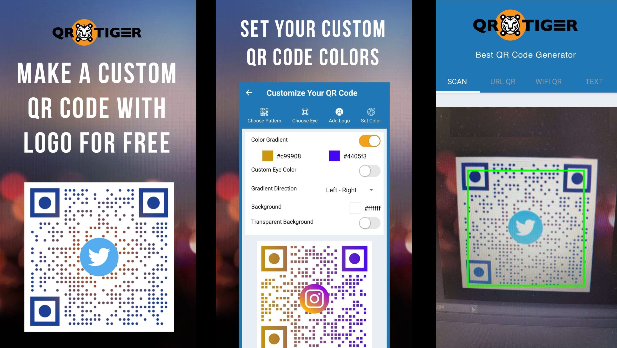 best ad free qr code reader for android