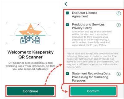 Qr Code Scanner Reader Smartphone Image4