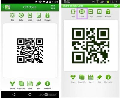 Qr Code Scanner Reader Smartphone Image5