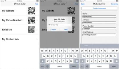 Qr Code Scanner Reader Smartphone Image8
