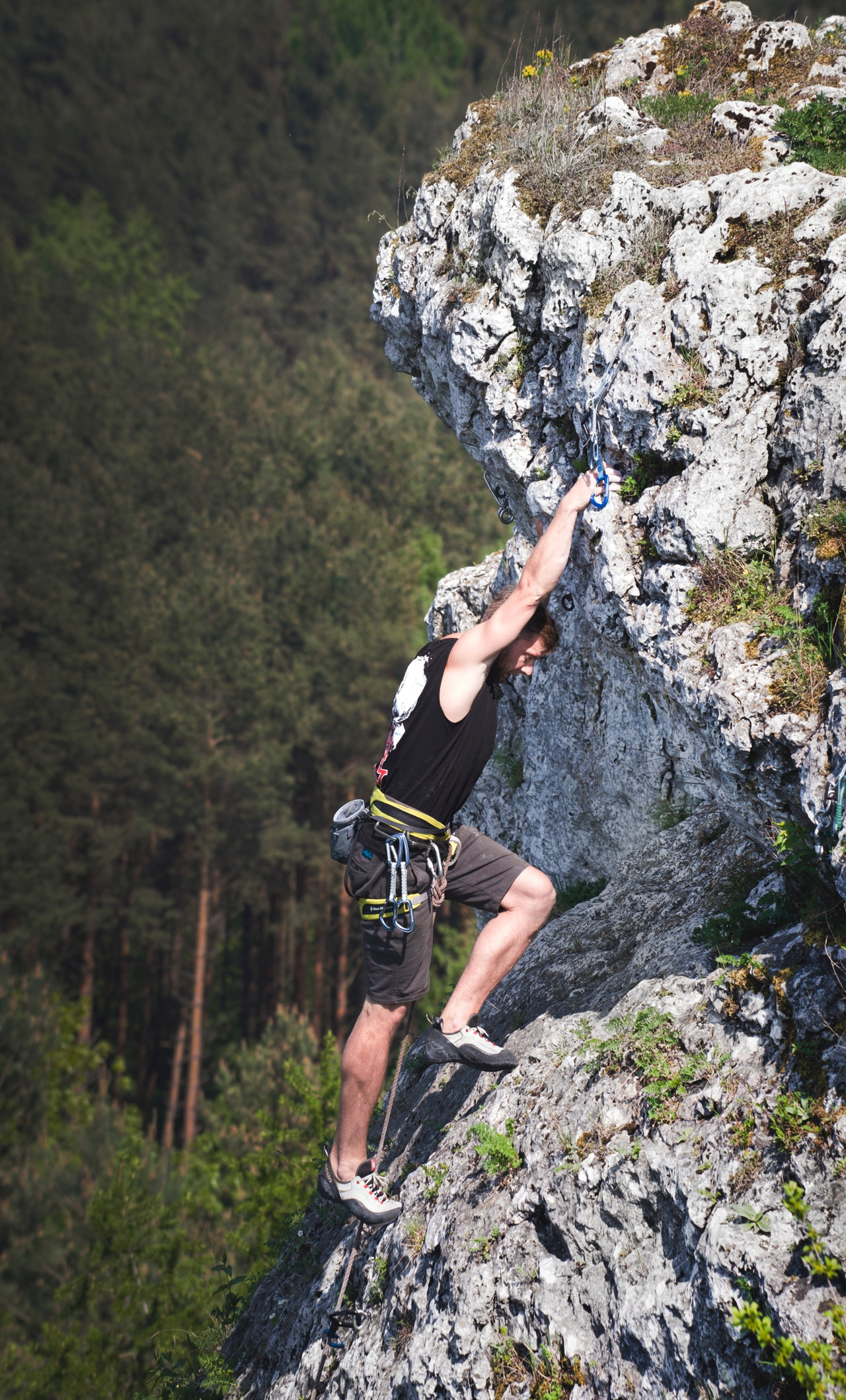 Rock Climbing Essentials Article Image