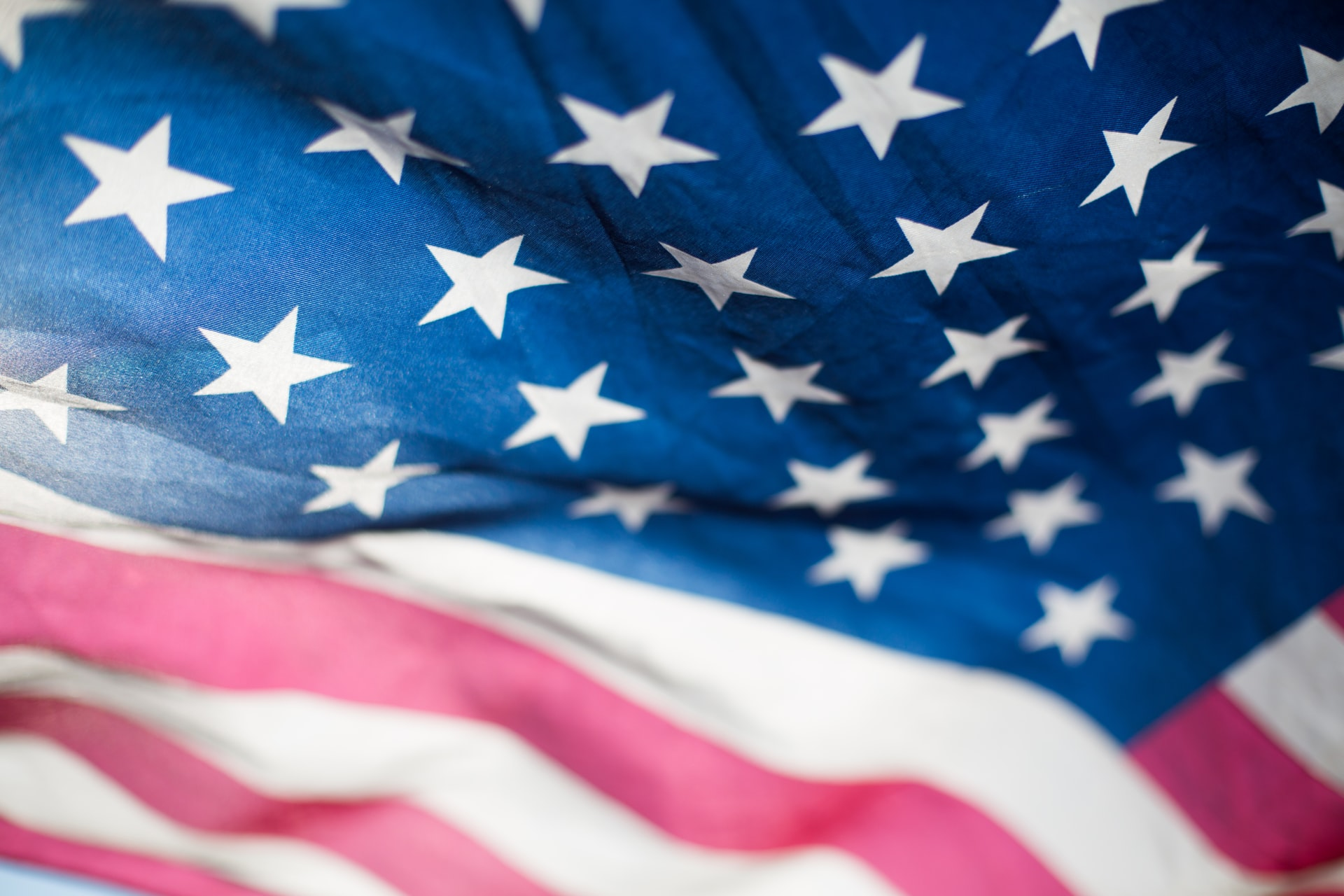 Respecting National Flag Header Image