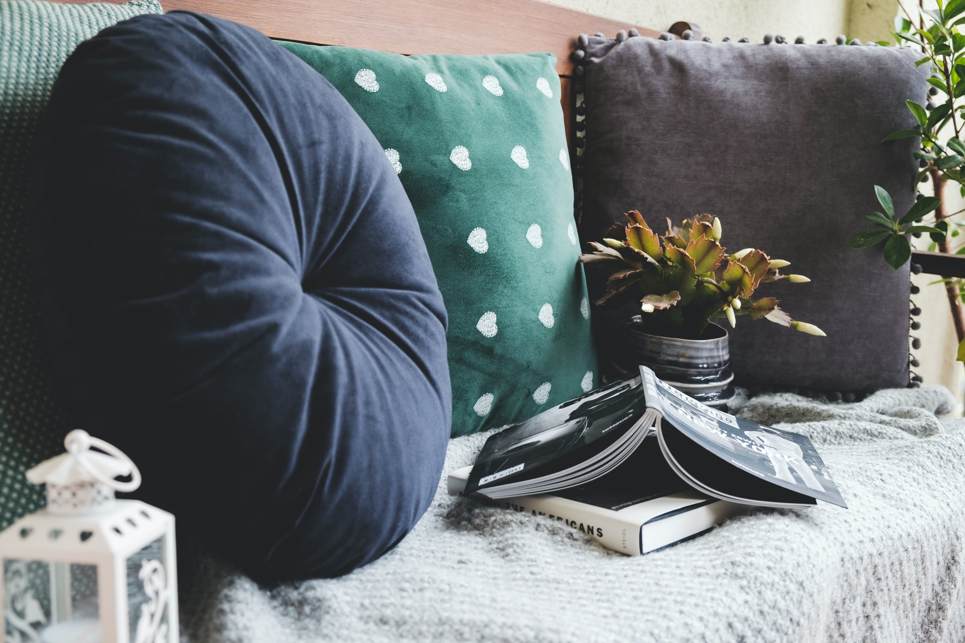 Adding Cushions Home Header Image