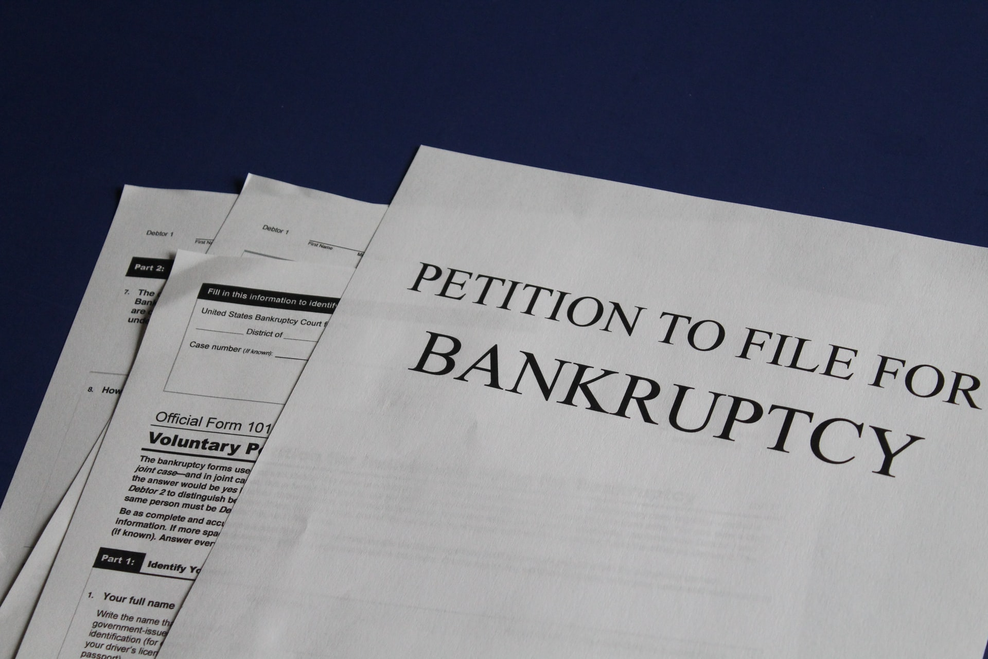 Avoid Business Bankruptcy Header Image