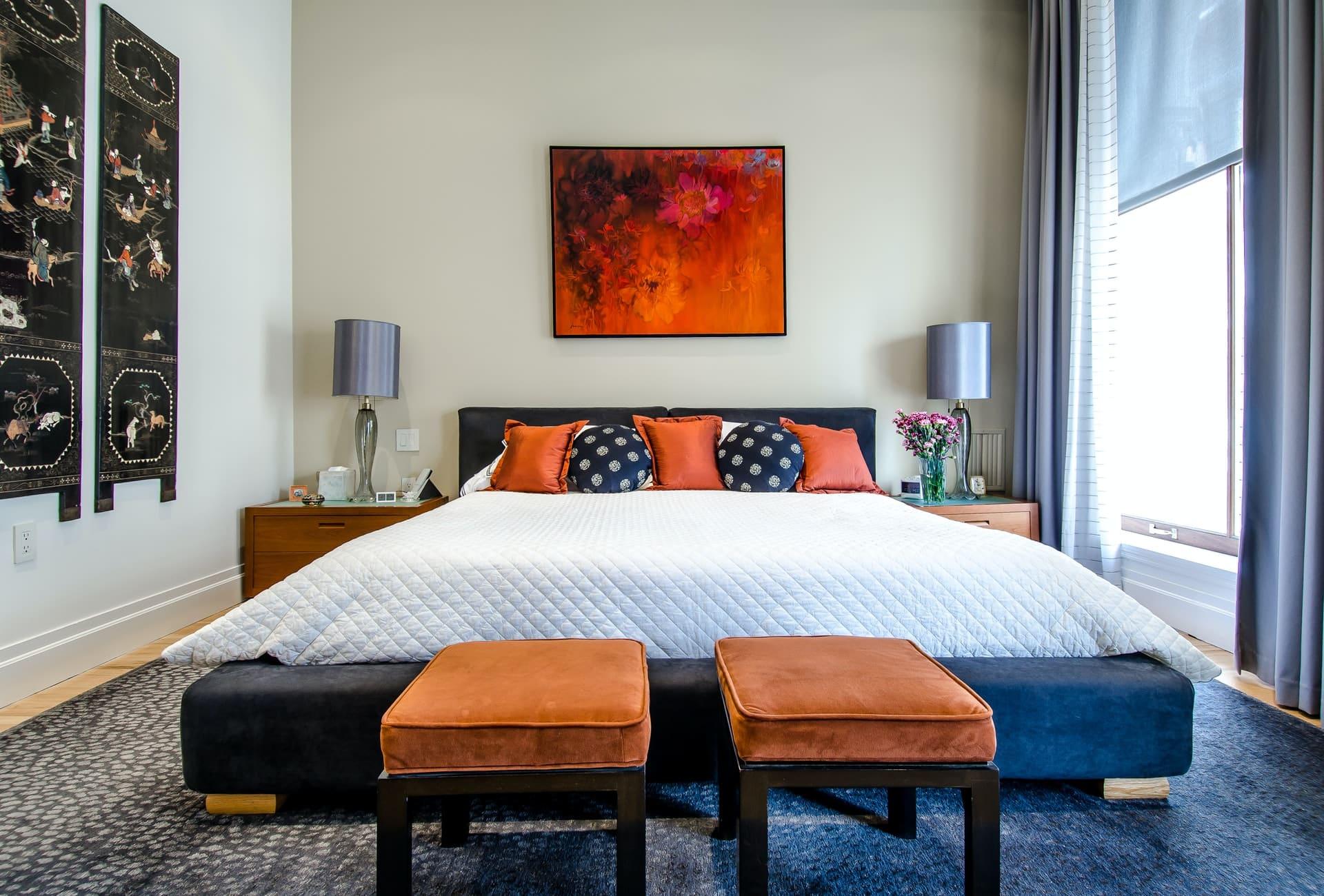 Bedroom Interior Design Tips Header Image