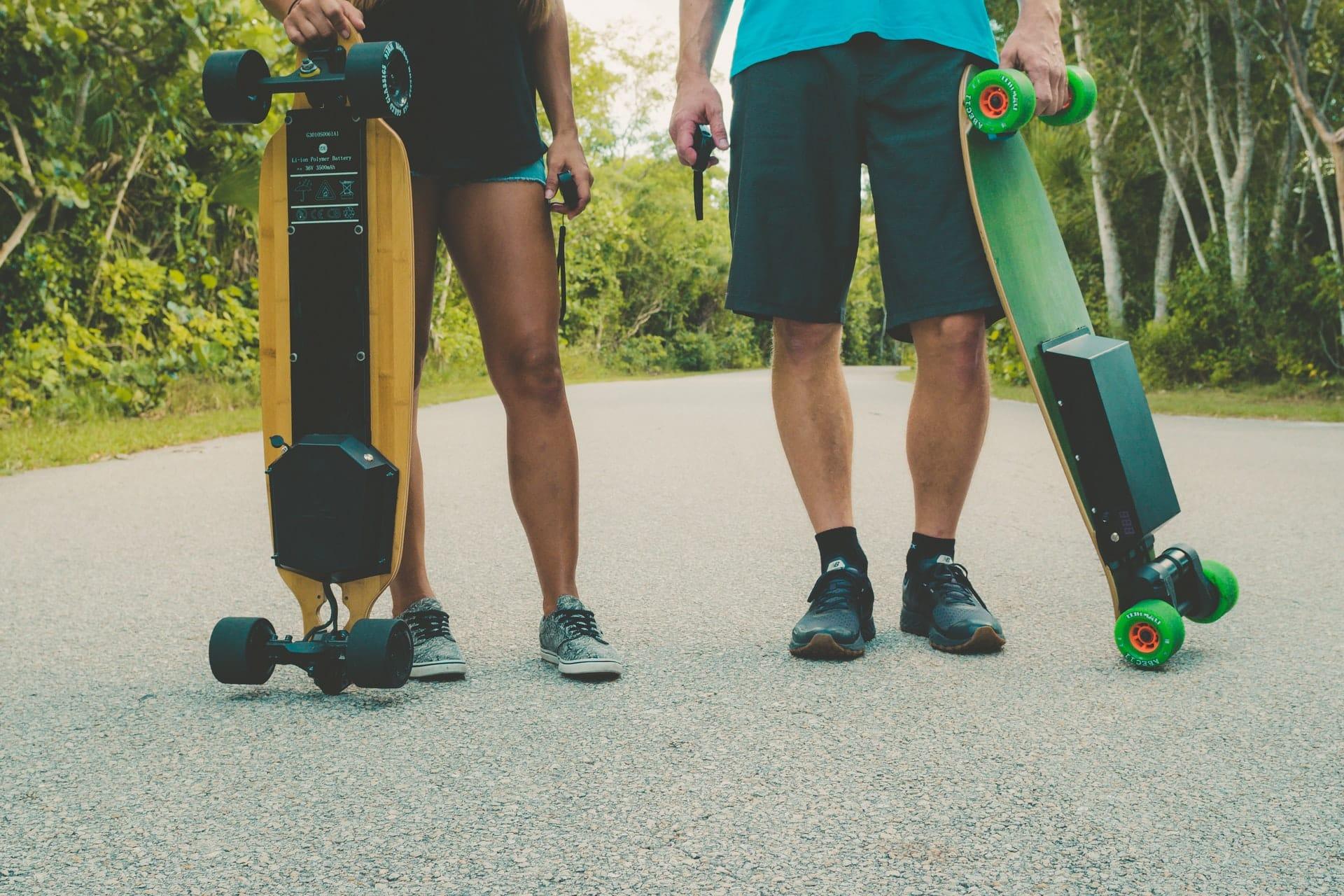Best Electric Skateboard Header Image