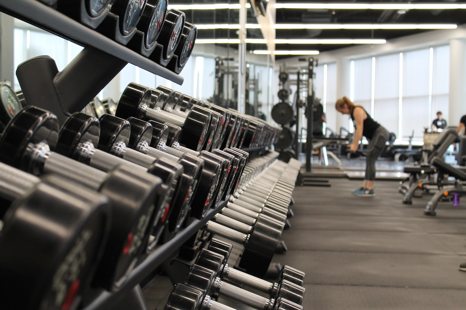 Equipment Fitness Lifestyle Header Image