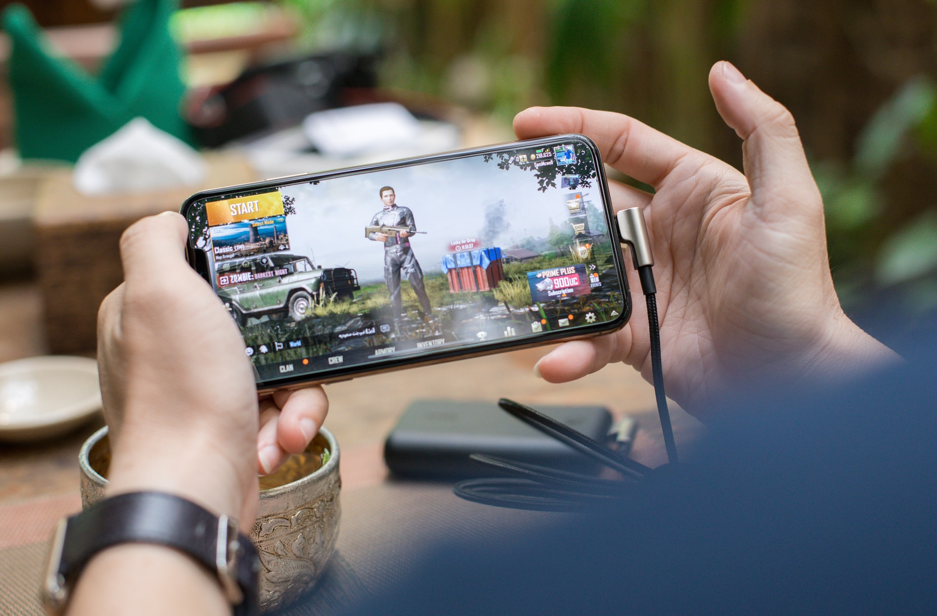 Mobile Gaming Experience Header Image