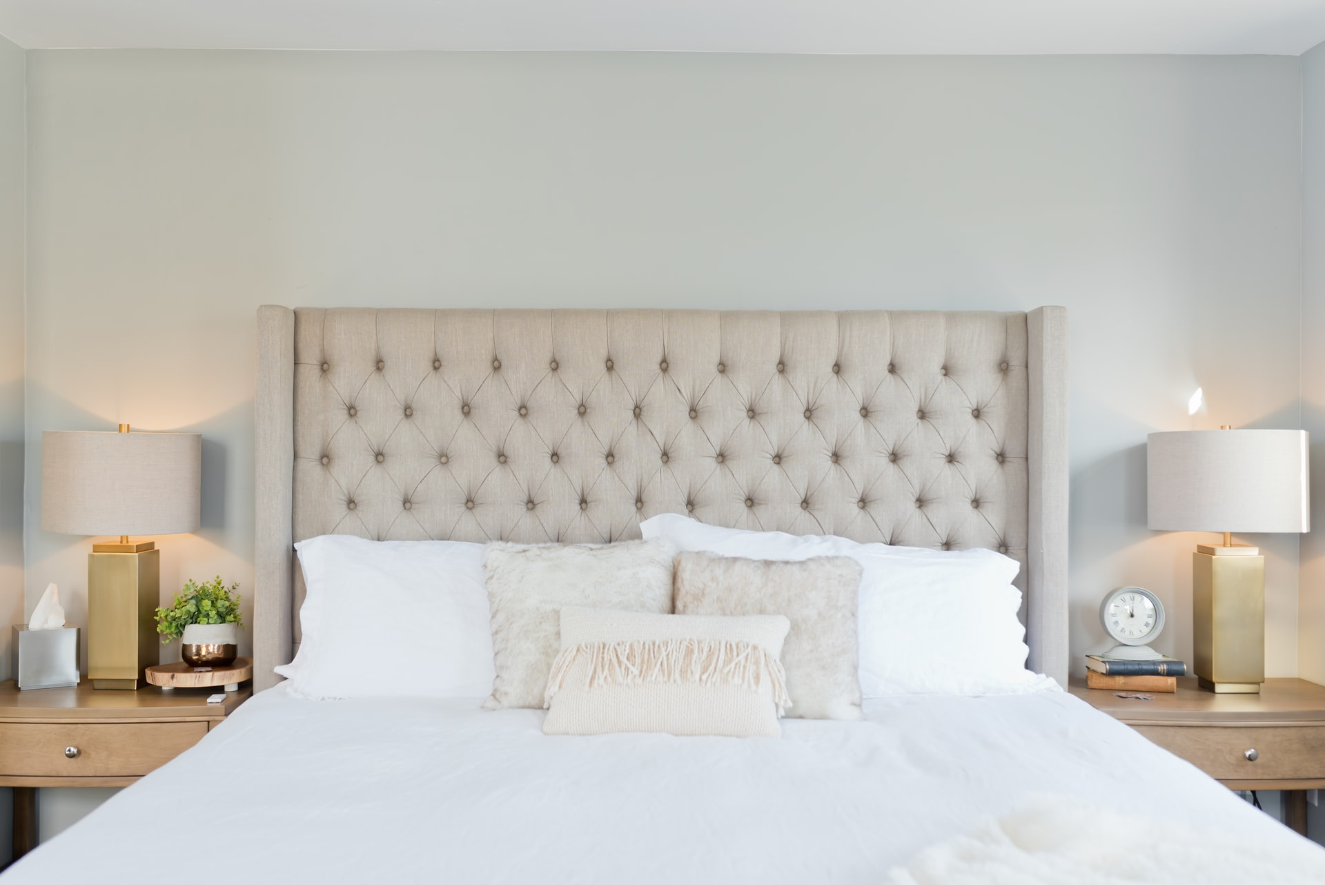 Sleep Bed Frame Headboard Header Image