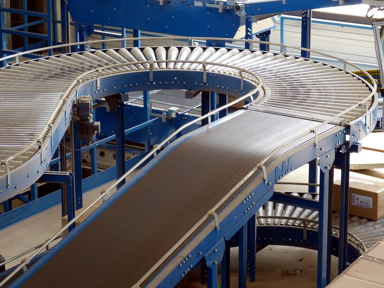 Types Conveyor Belts Header Image