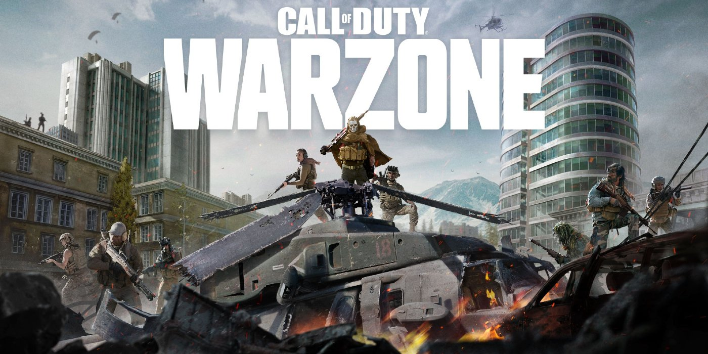 Call Of Duty Warzone Header Image