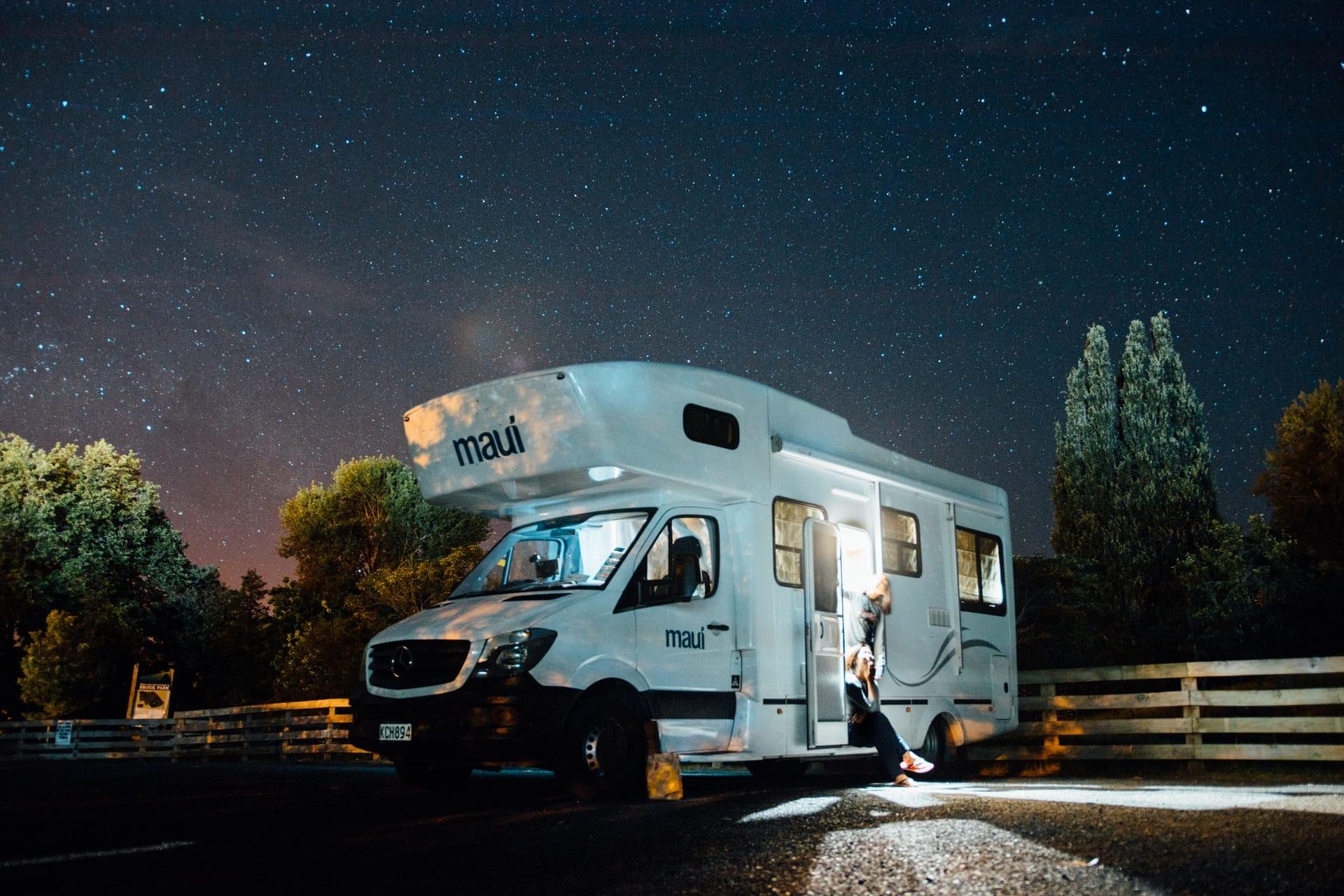 About Camper Rental Services Header Image