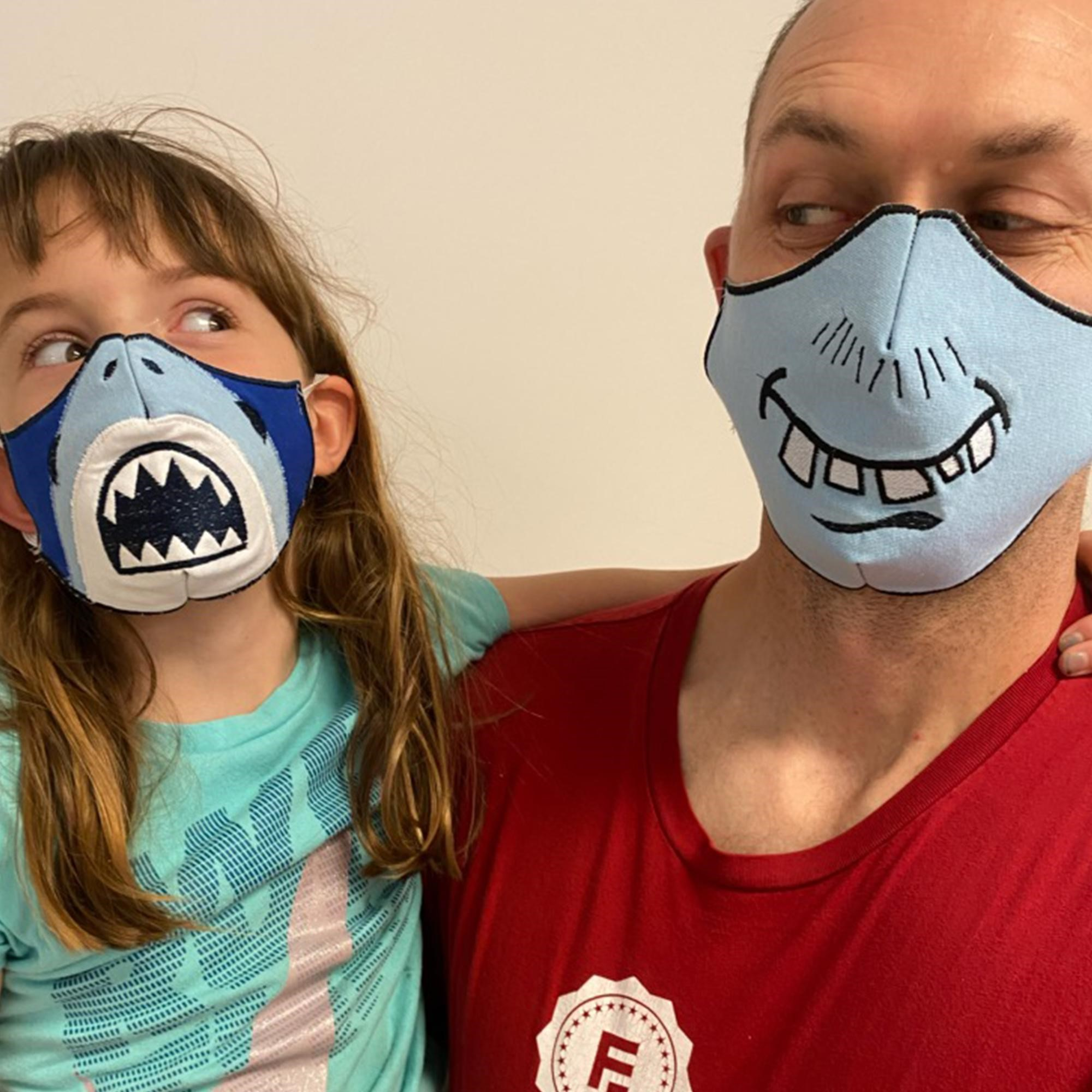 Super Power Face Mask Article Image 1