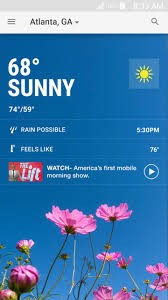 Best Weather Apps Technology Image5