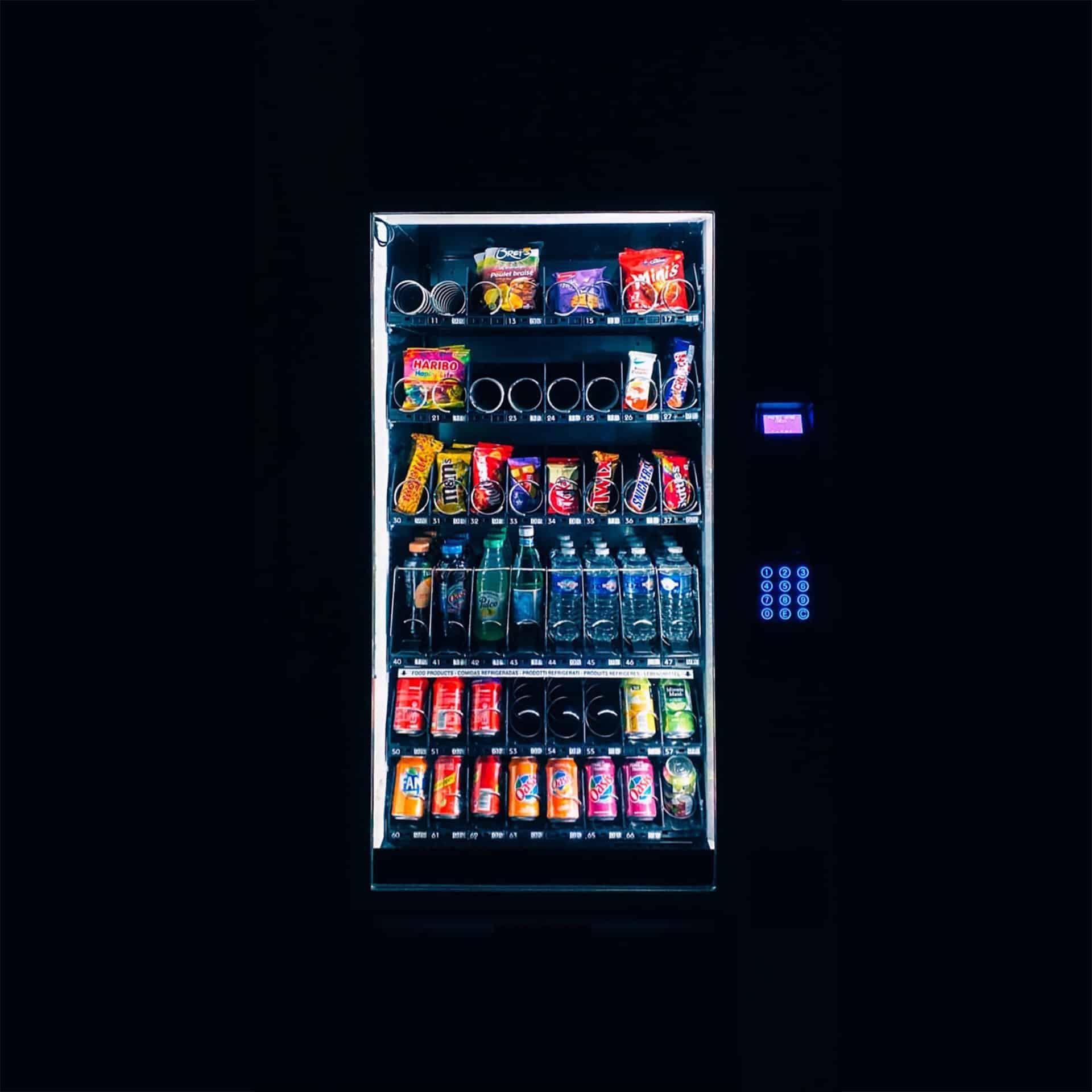 Digital Vending Machine Technology Era Article Image