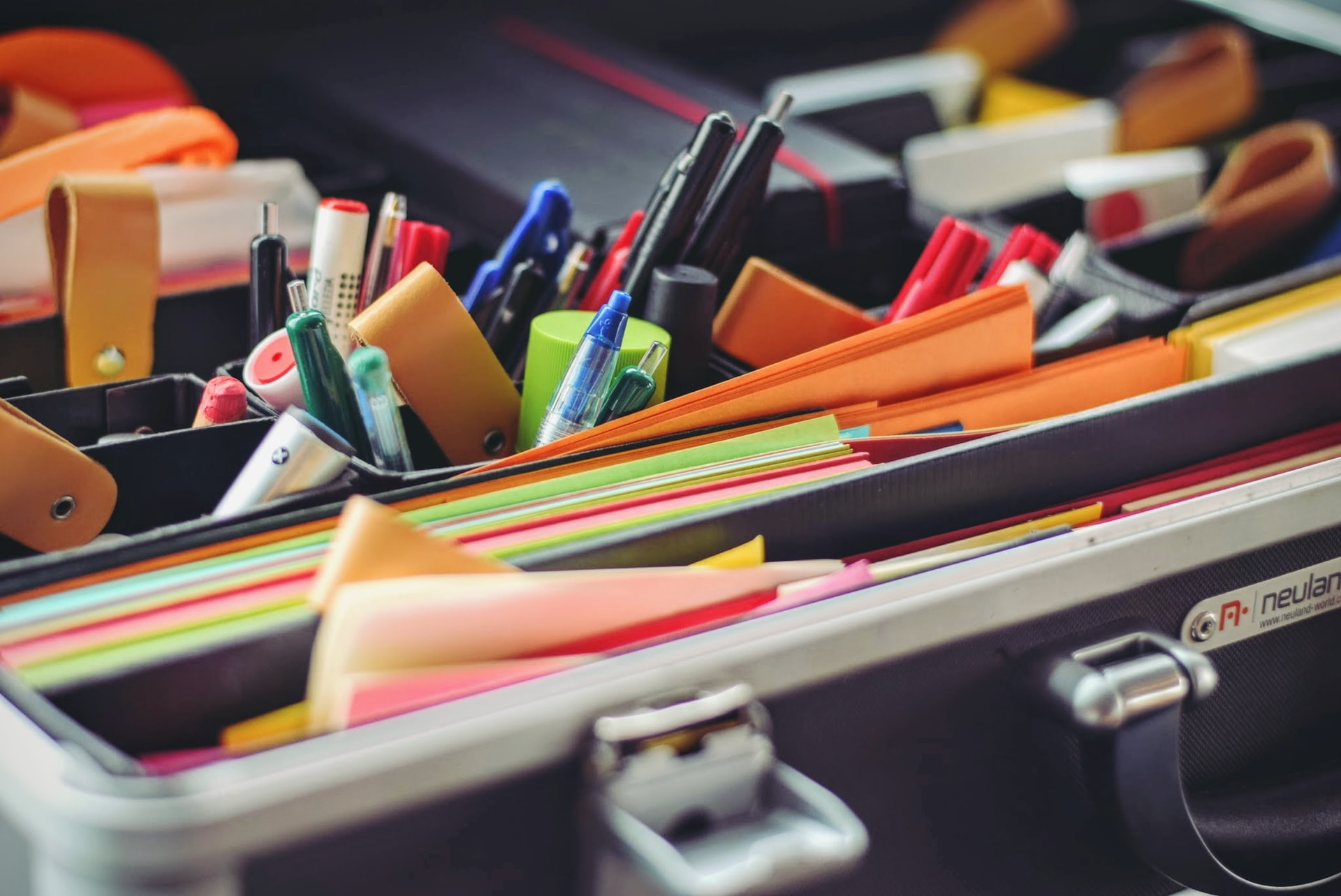 Office Supplies Designs Header Image