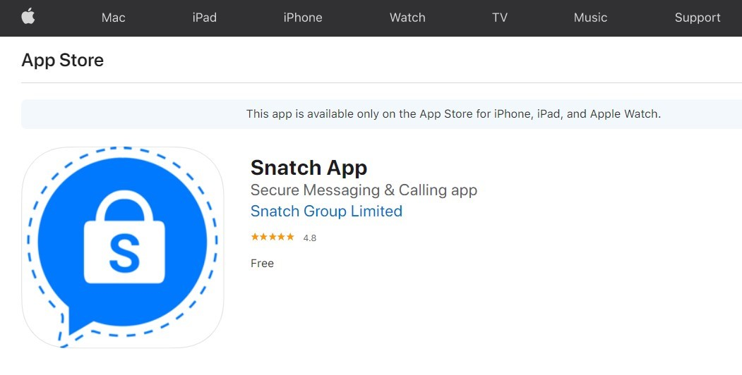 SnatchApp Privacy Security Article Image 1