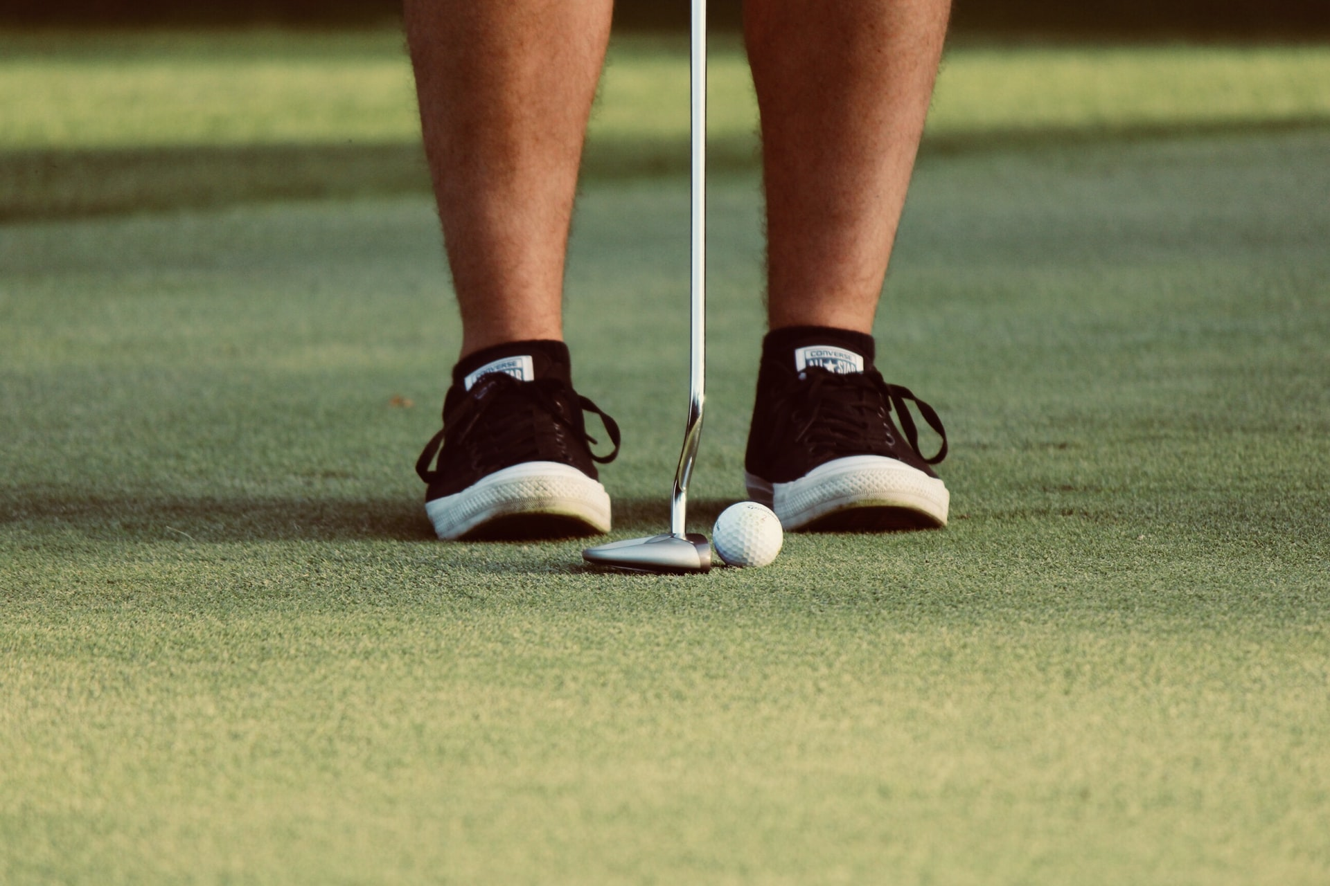 Chipping Putting Golf Course Header Image