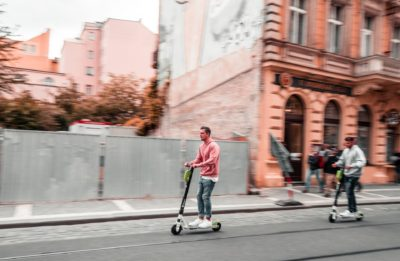Electric Scooter Take Care Guide Image1