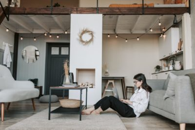 Interior Design Small Apartment Condo Image1