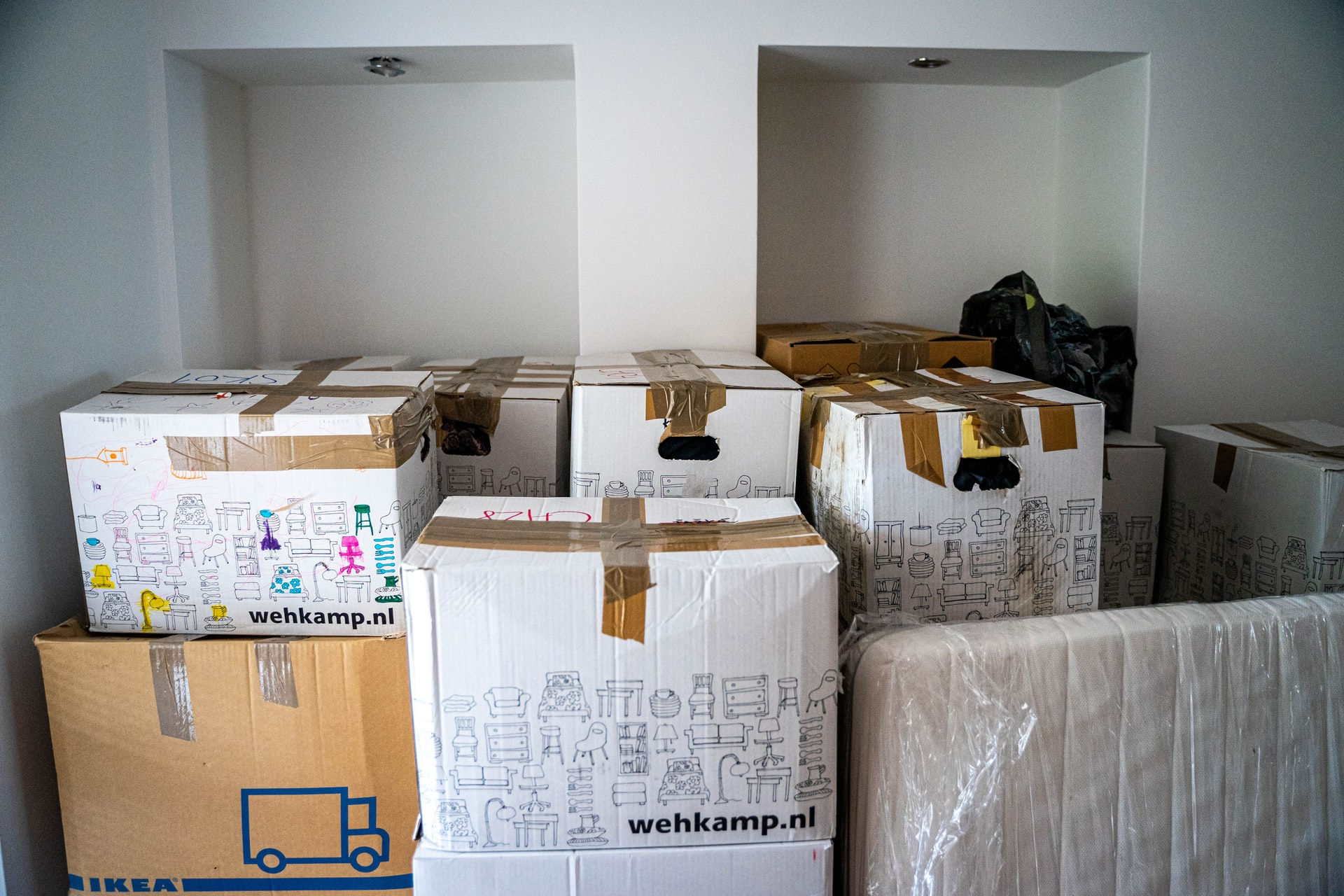 Moving Packing Mistakes Header Image