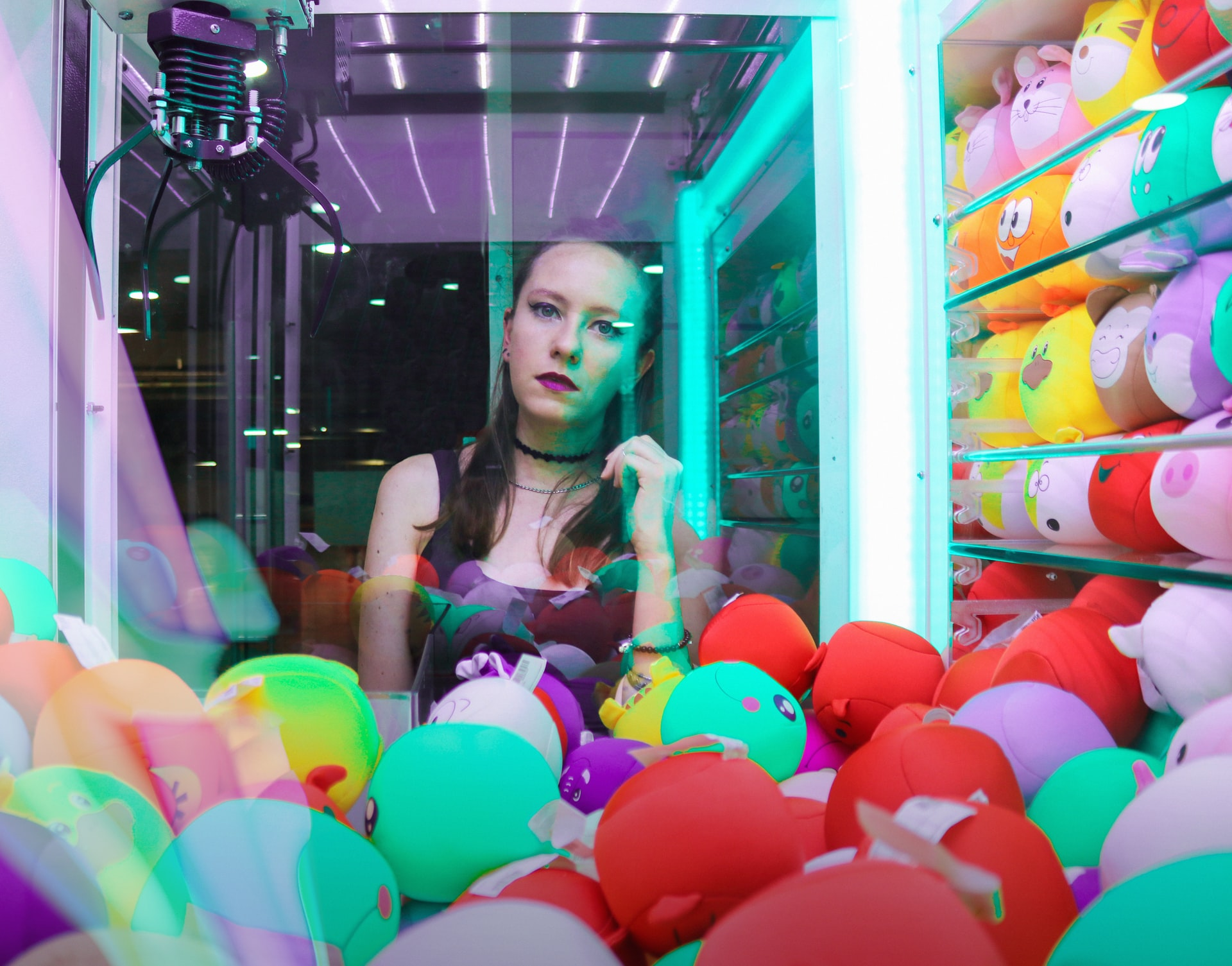 Real-Life Claw Machine Header Image