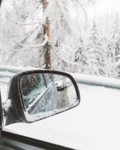Safe Winter Driving Lincon Navigator Image2