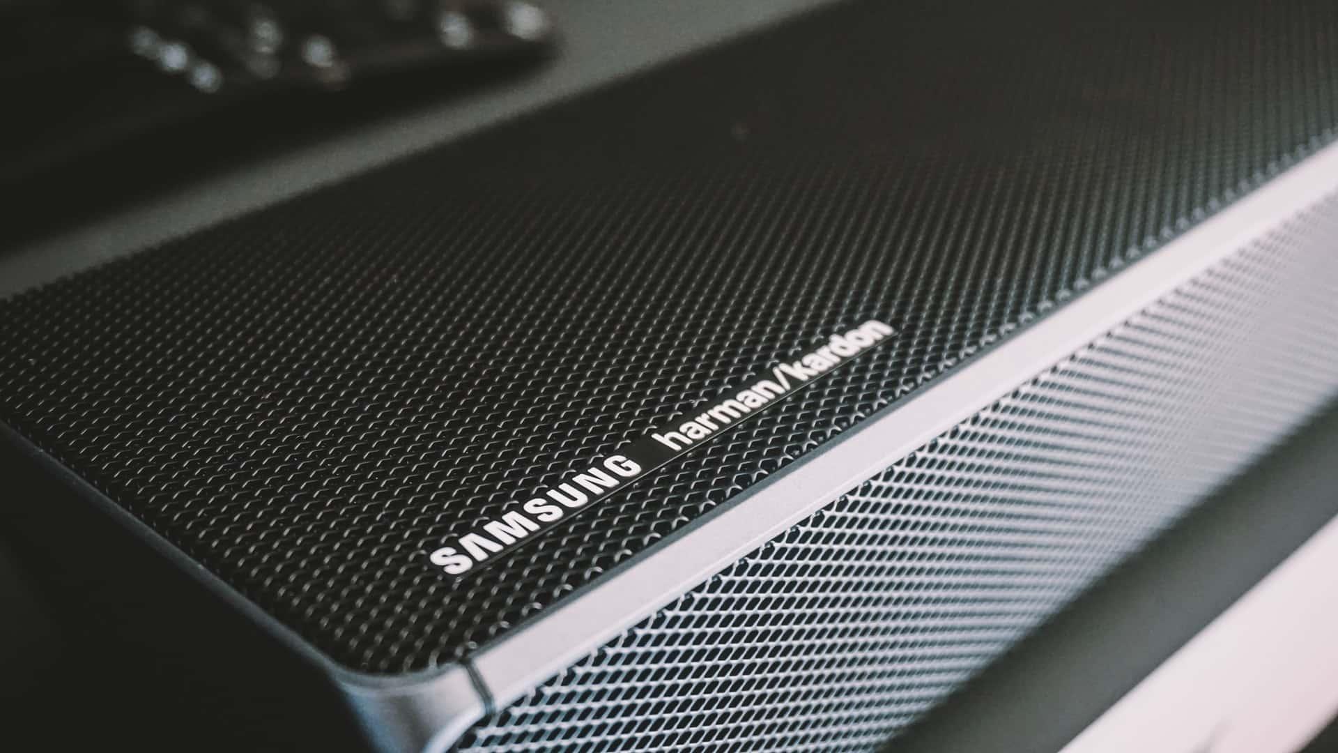 Samsung Good Soundbars Header Image