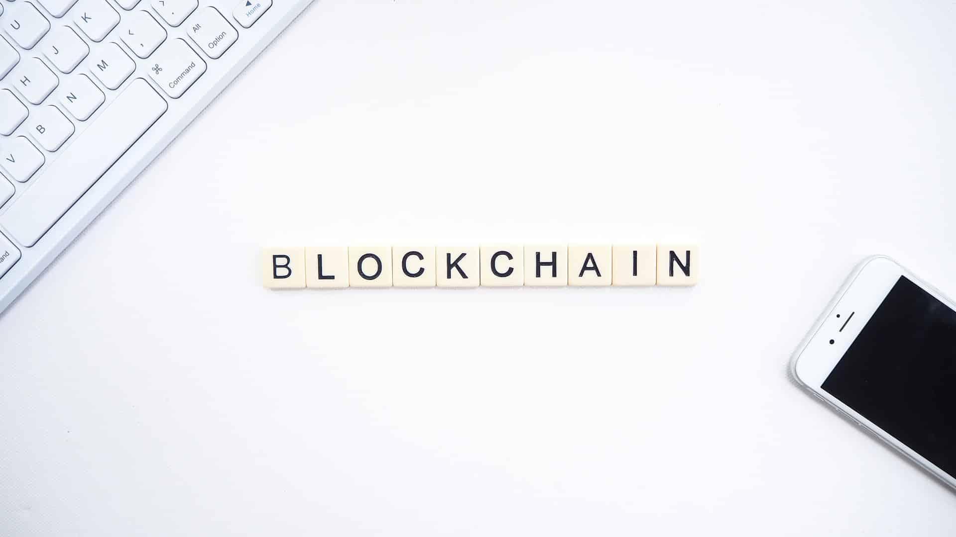 Blockchain Future Online Gambling Header Image