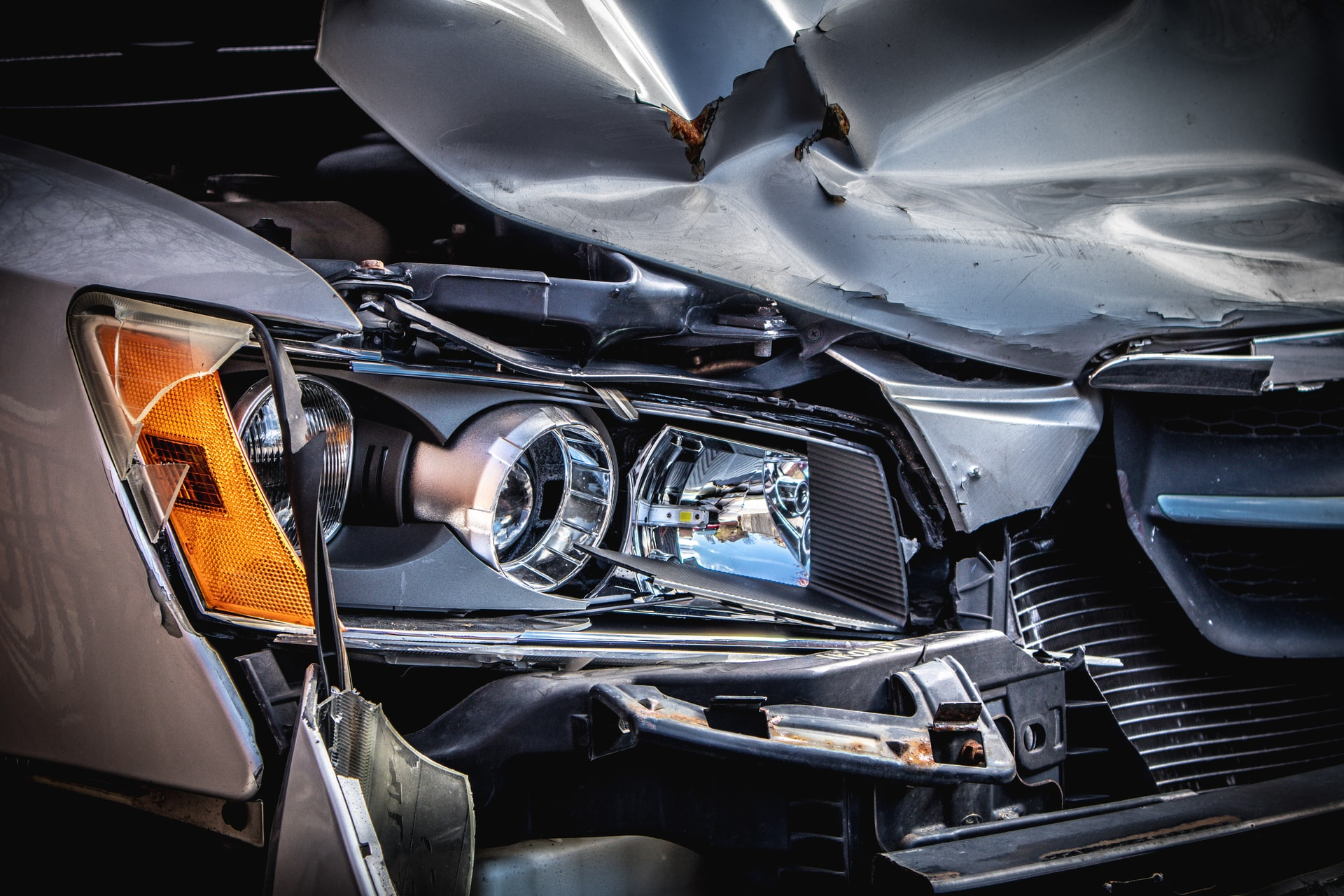 Car Accident Claim Settlement Header Image