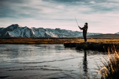 Fishing Enthusiasts Places For Catch Image1