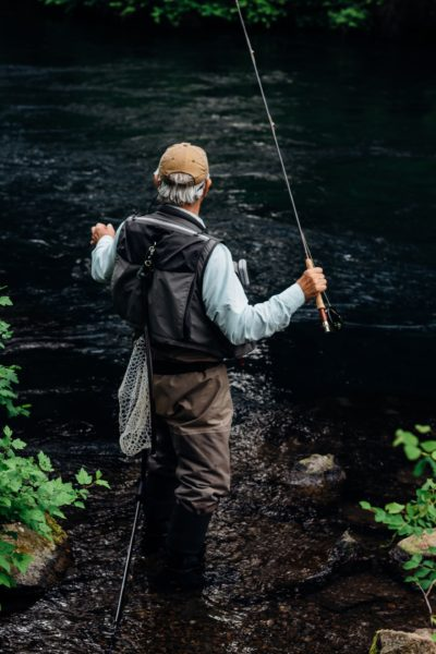 Fishing Enthusiasts Places For Catch Image2