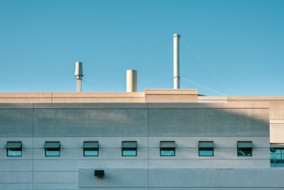 Industrial Ventilation System Business Building Image1