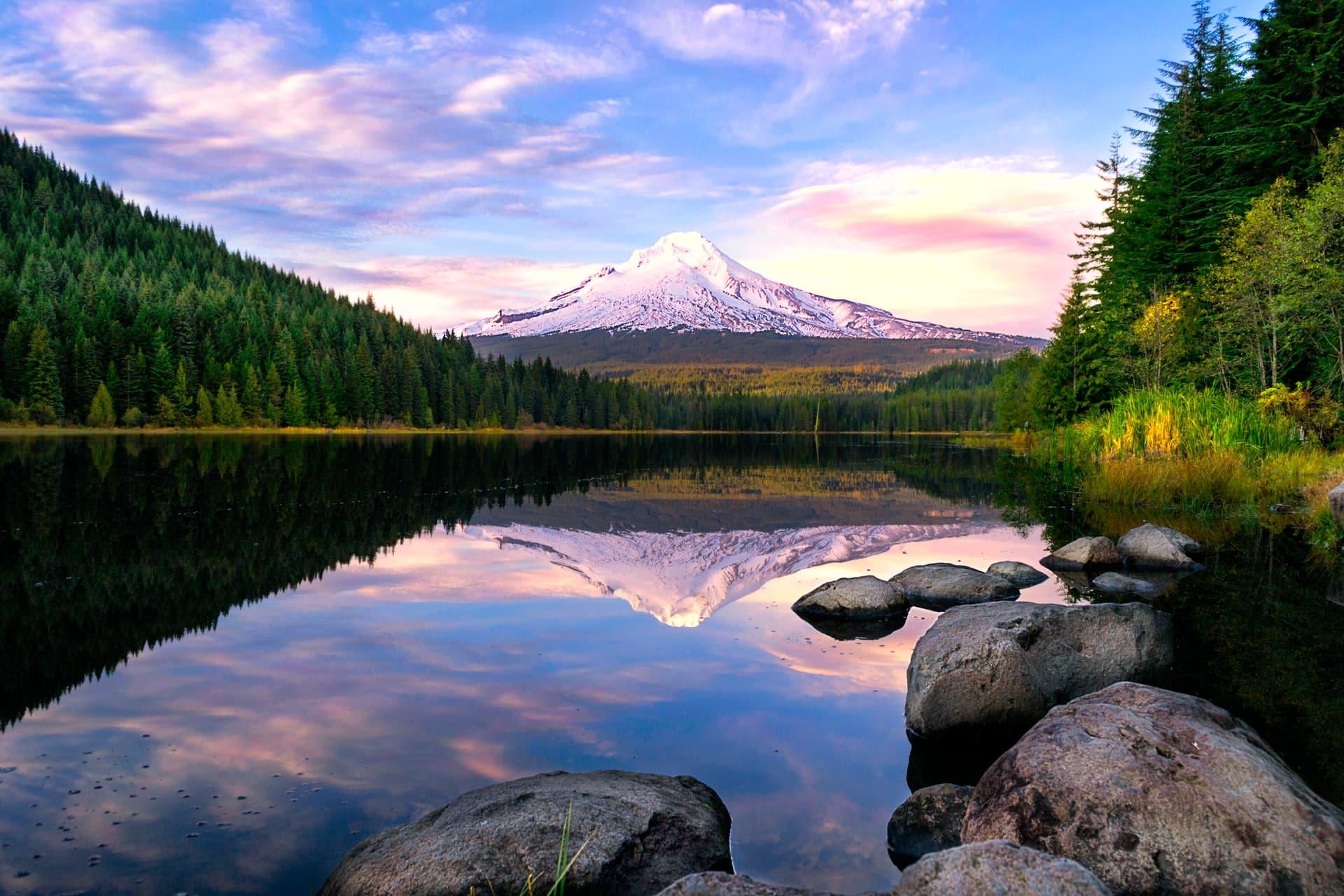 Top Fishing Spots Oregon Header Image